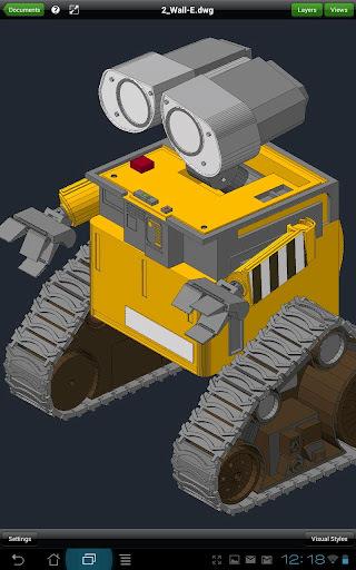 三维模型设计 TurboViewer Pro截图(8)