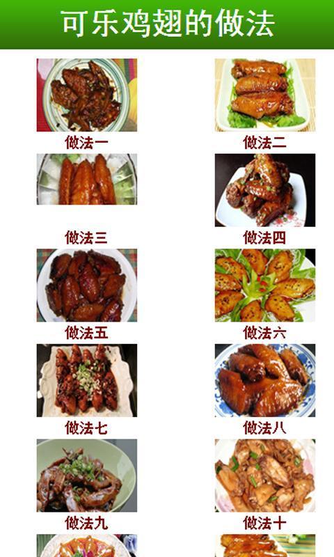 可乐鸡翅的做法截图(1)
