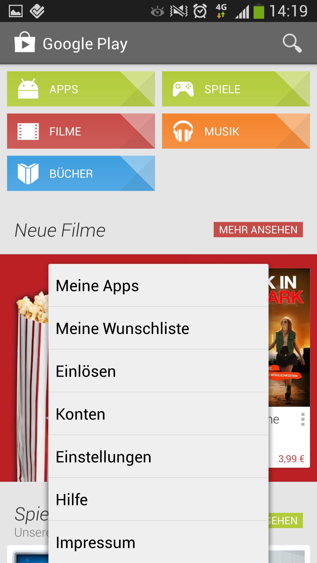 Google Play 服务截图(3)