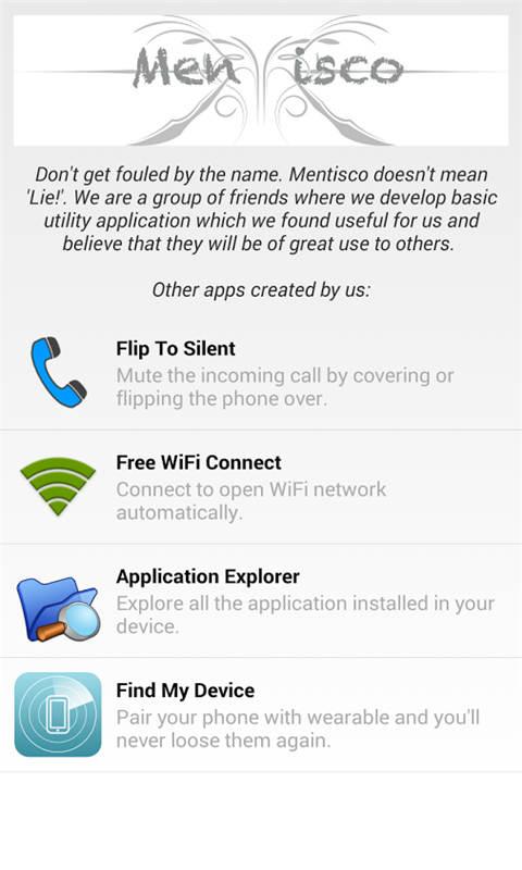 免费WIFI连接截图(1)