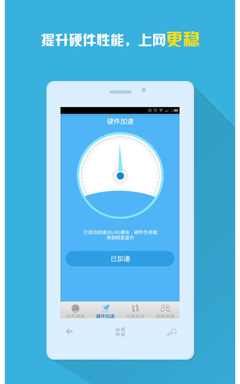 3G/4G手机信号增强放大器截图(2)
