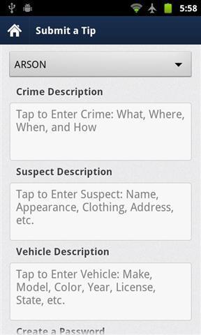 维多利亚州警察手机截图(2)