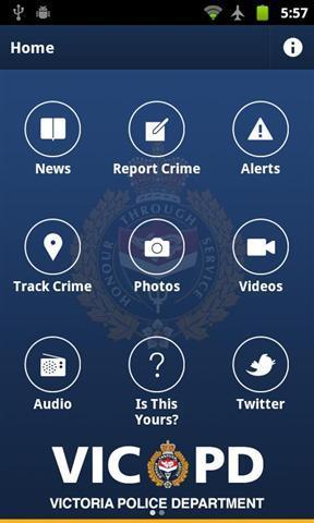 维多利亚州警察手机截图(5)