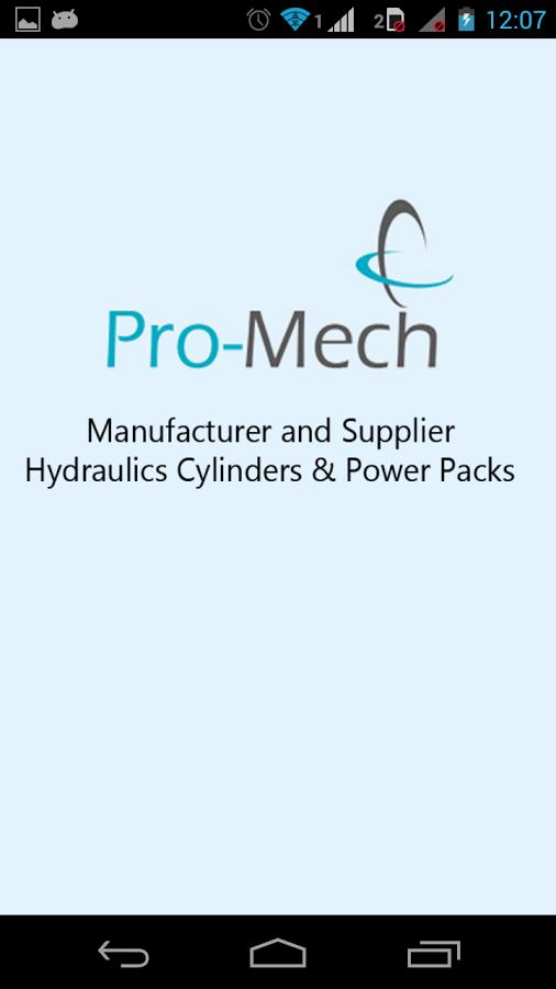 Hydraulic Cylinder & PowerPack截图(1)