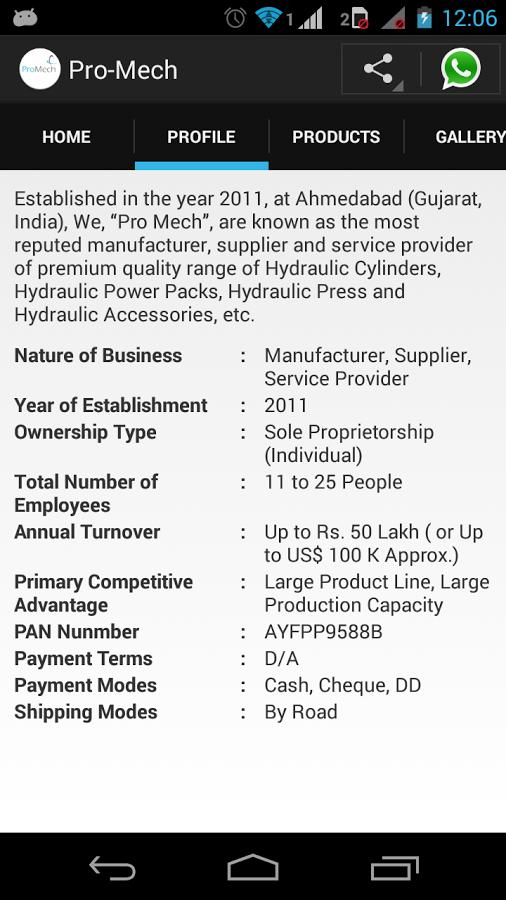 Hydraulic Cylinder & PowerPack截图(3)