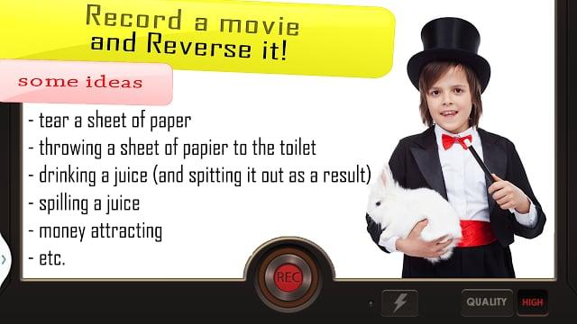 反向录影Reverse截图(5)