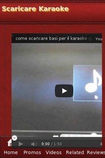 scaricare karaoke