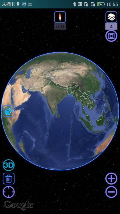 奥维互动地图截图(1)