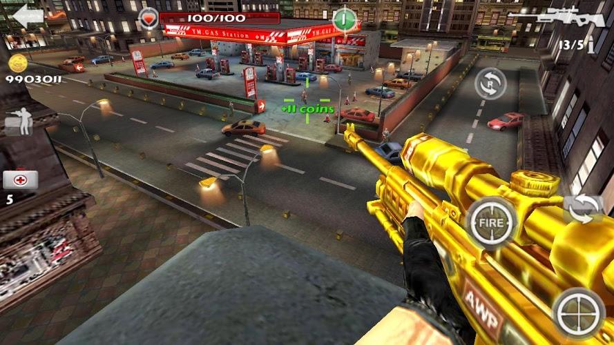 狙击杀手截图(1)