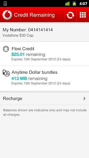 My Vodafone截图(5)