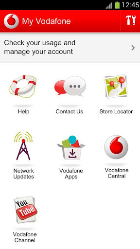 My Vodafone截图(4)