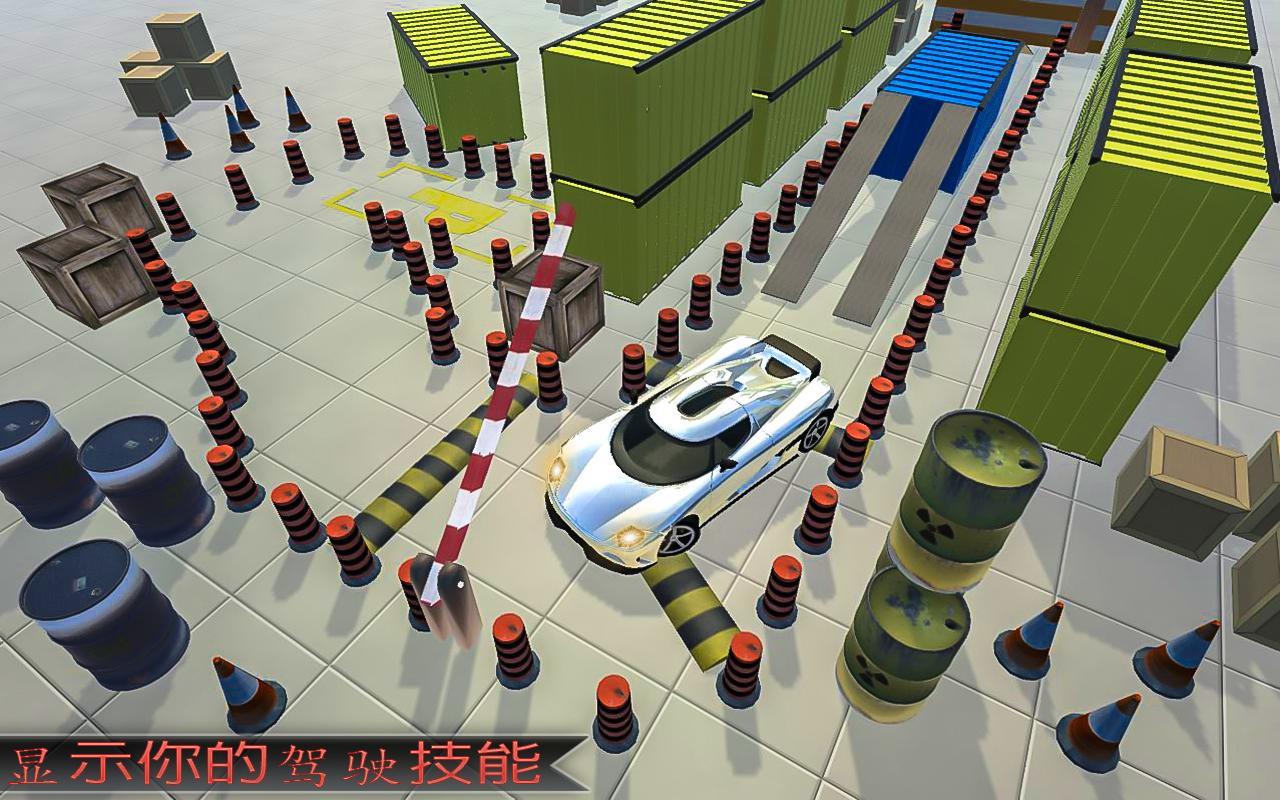 真实 汽车 停車處 3D 难截图(5)