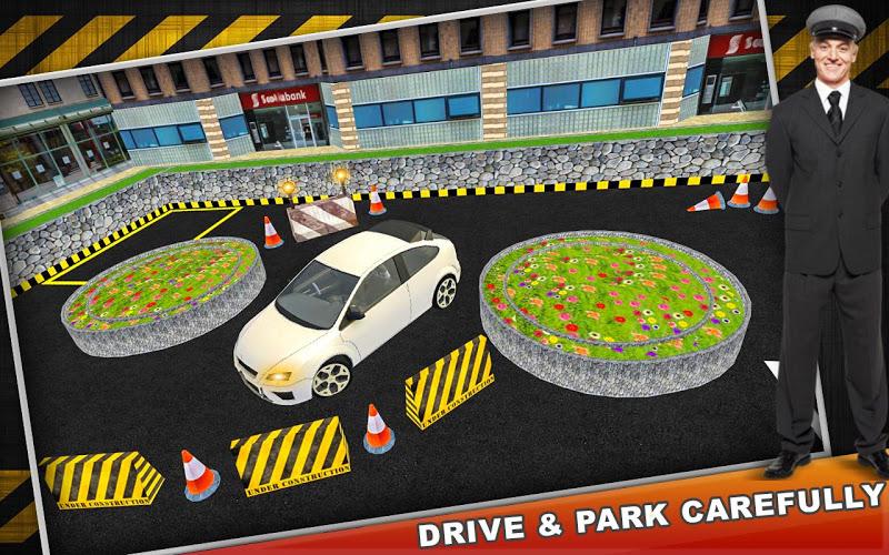 真实 停车处 汽车 驾驶 2017年 3d截图(3)
