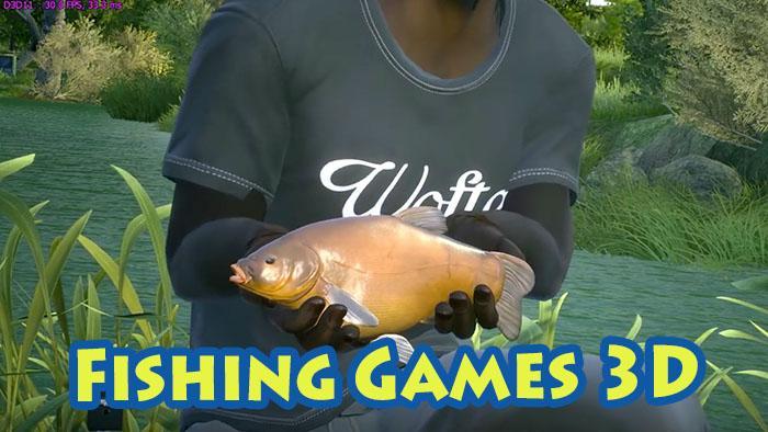 免费的钓鱼游戏截图(3)