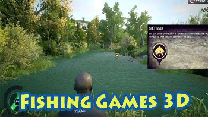 免费的钓鱼游戏截图(1)
