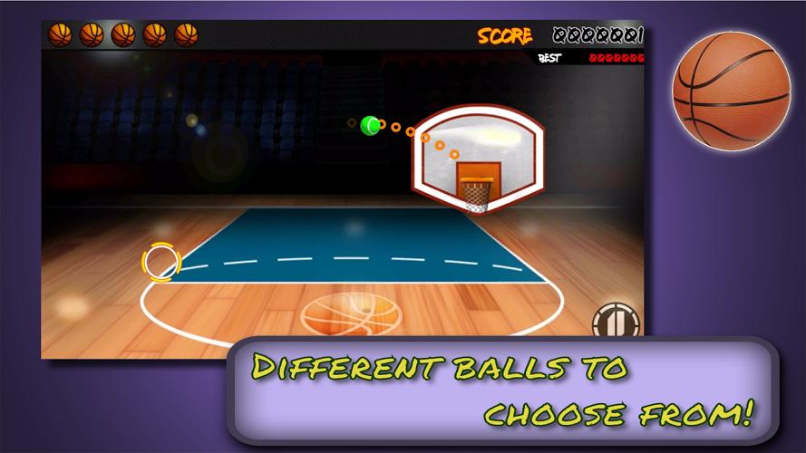 打篮球截图(5)