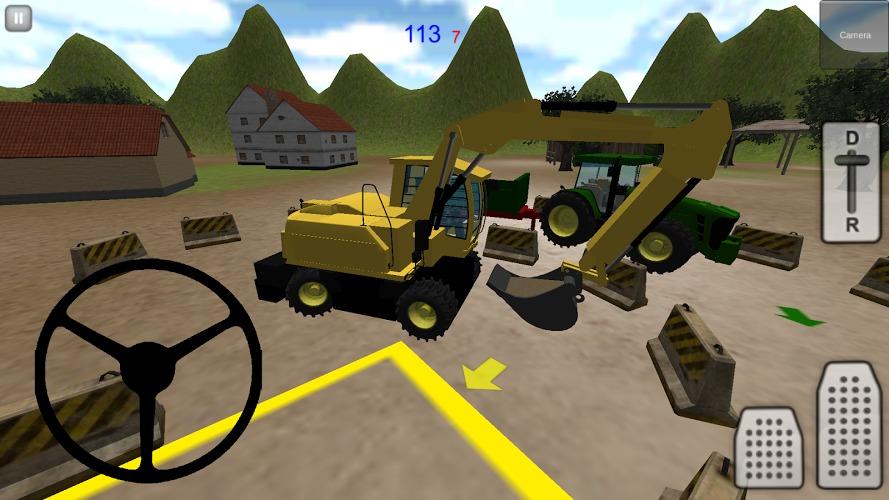 施工运输车驾驶截图(2)