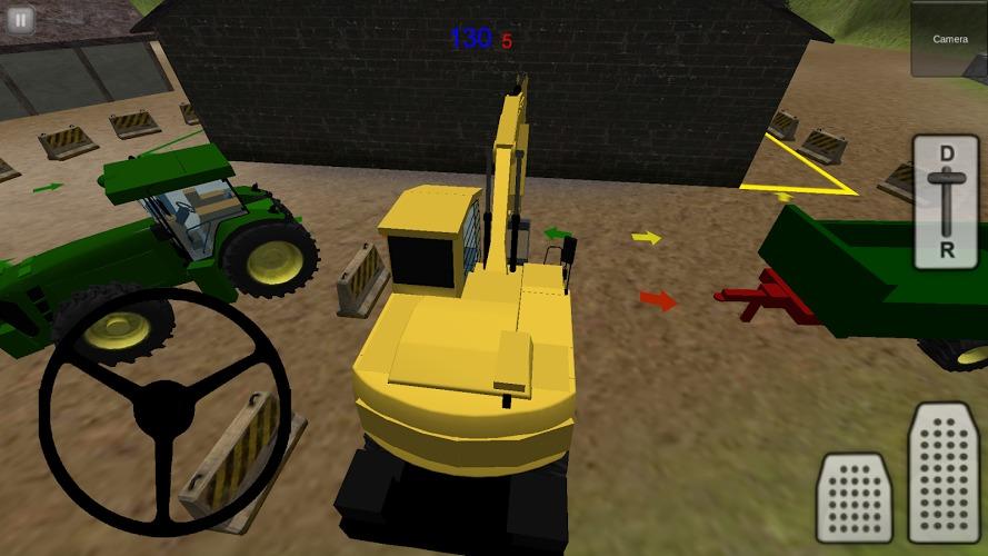 施工运输车驾驶截图(4)