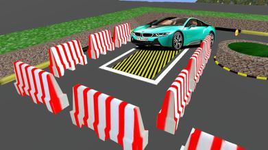 实车停车2017驾驶3D截图(3)