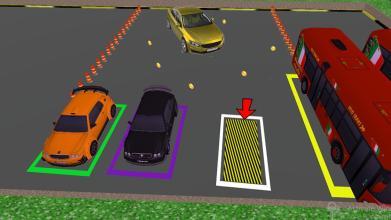 实车停车2017驾驶3D截图(4)