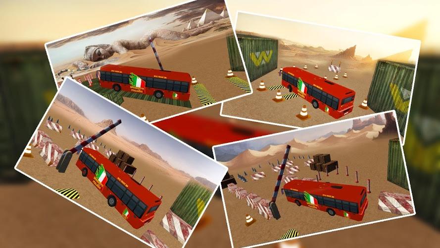实车巴士停车Sim 3D截图(5)