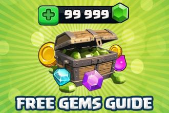 Unlimited Gems For Clash OF Clans Prank!截图(3)
