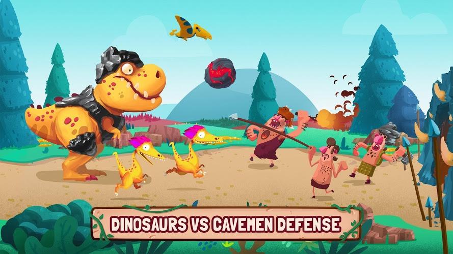 恐龙保卫战截图(1)