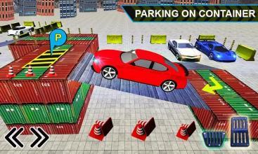 真实 汽车 停车处 模拟器 3D截图(4)
