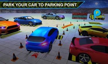 真实 汽车 停车处 模拟器 3D截图(3)