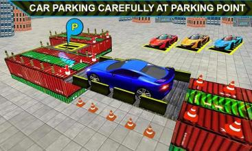 真实 汽车 停车处 模拟器 3D截图(2)