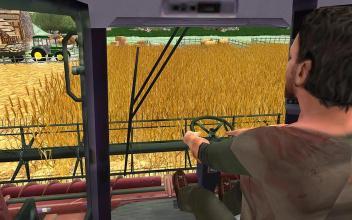 村农民拖拉机辛截图(2)