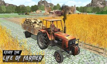 村农民拖拉机辛截图(1)