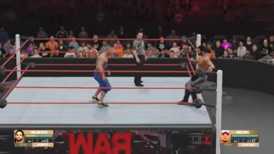 New Tricks WWE 2K17截图(3)
