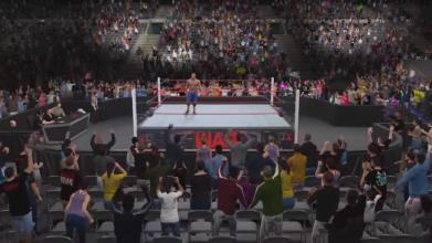 New Tricks WWE 2K17截图(2)