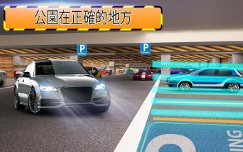 汽车 停车处 冒险 3D 真实 聪明 汽车 帕克截图(5)