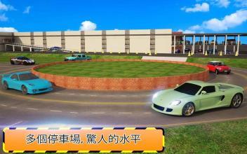 汽车 停车处 冒险 3D 真实 聪明 汽车 帕克截图(2)