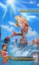 垂钓发烧友 - Fishing Mania 3D截图(2)