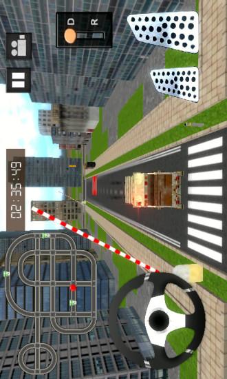 3D垃圾车驾驶截图(4)