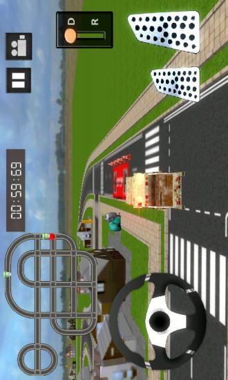 3D垃圾车驾驶截图(2)