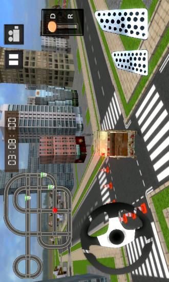 3D垃圾车驾驶截图(3)
