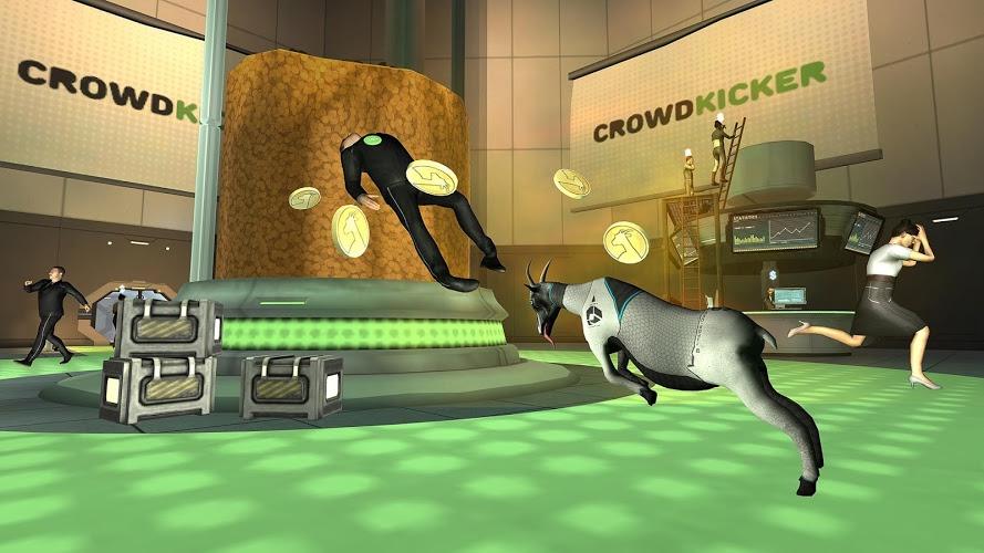 模拟山羊:太空废物截图(2)