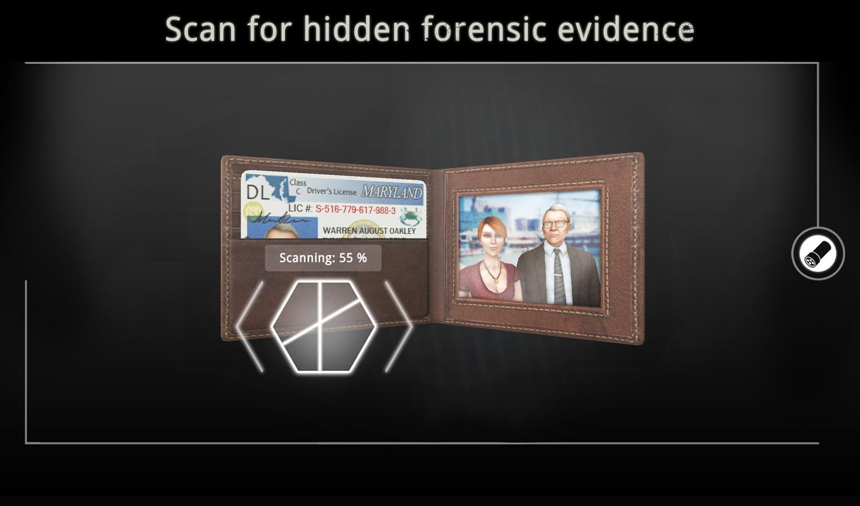 踪迹:谋杀之谜游戏截图(5)
