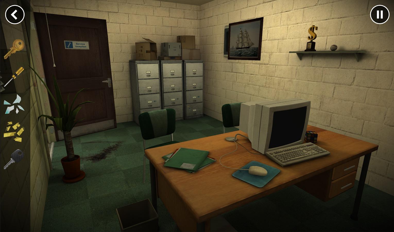 踪迹:谋杀之谜游戏截图(1)