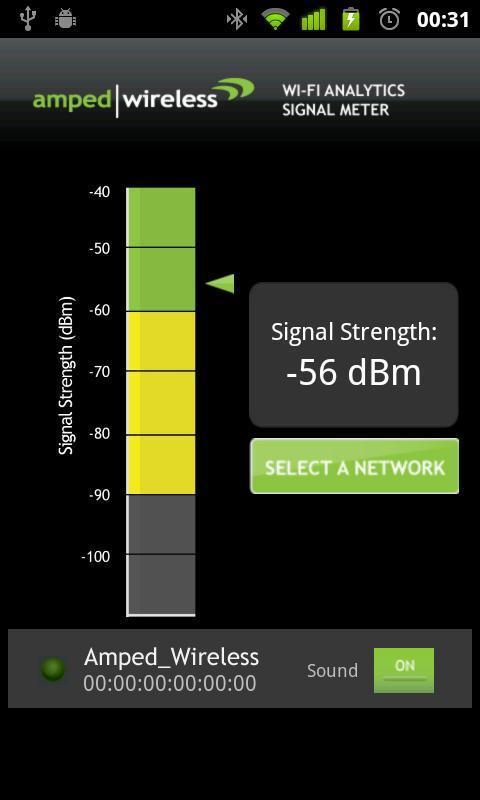 Wifi分析工具截图(5)