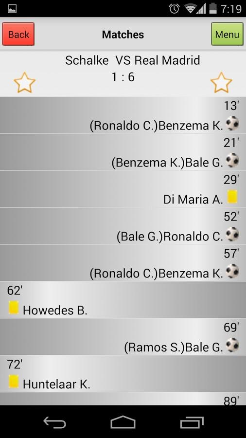 足球比分截图(5)