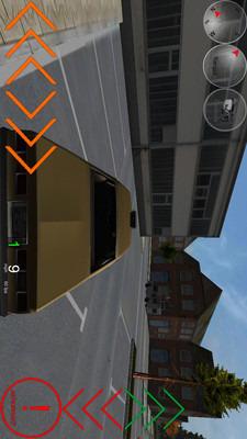 出租车驾驶模拟截图(2)