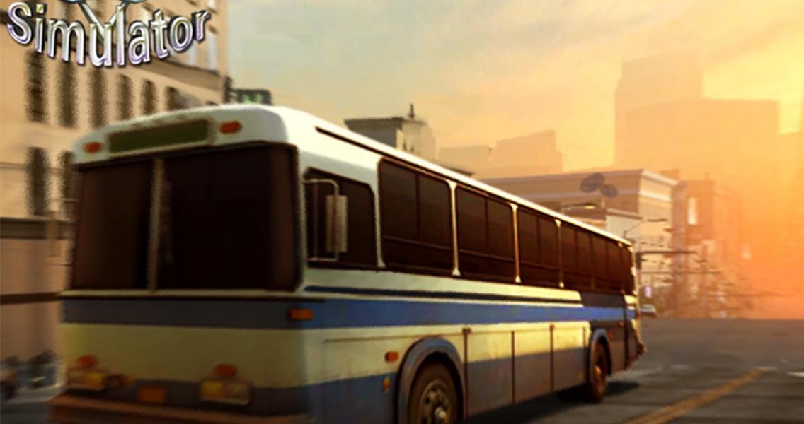 城市公交车驾驶3D模拟器截图(1)
