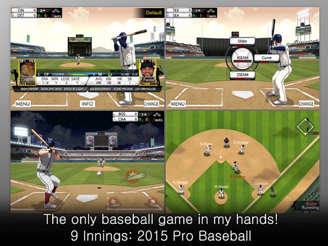 9局职业棒球2013 9 Inni...截图(2)
