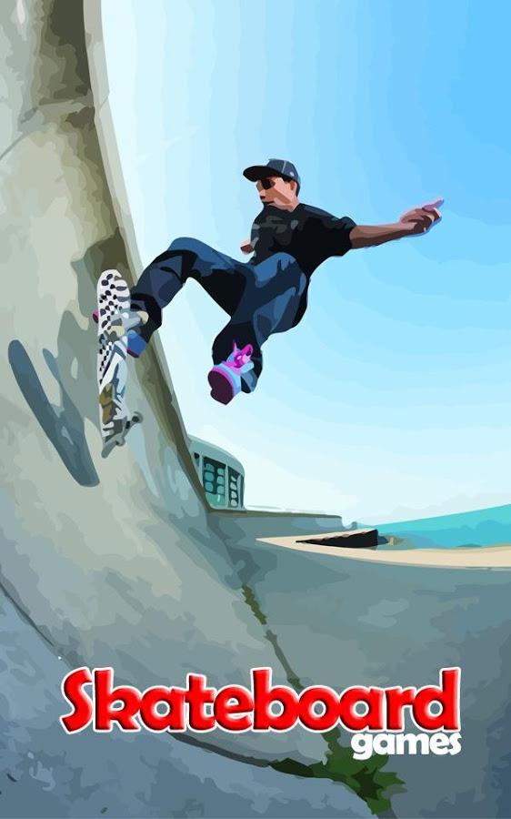 滑板游戏截图(2)