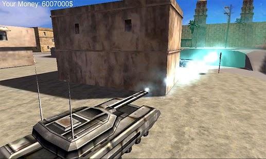 """坦克在线(""""ARM6)截图(2)"""